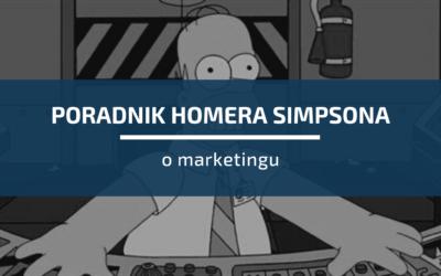 Sprytny poradnik Homera Simpsona omarketingu